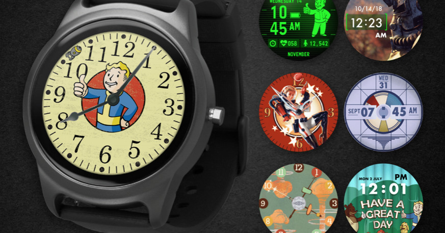 Fallout-themed smartwatch could convince me to hand over my caps