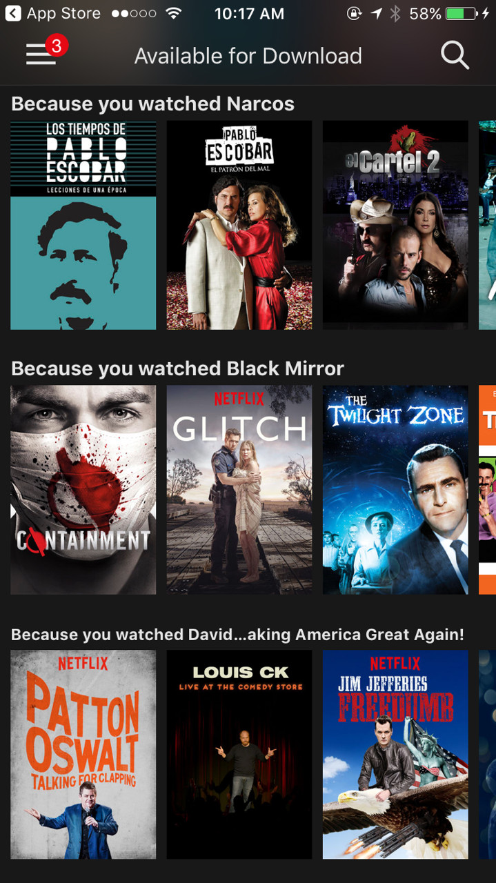 good movies to download on netflix