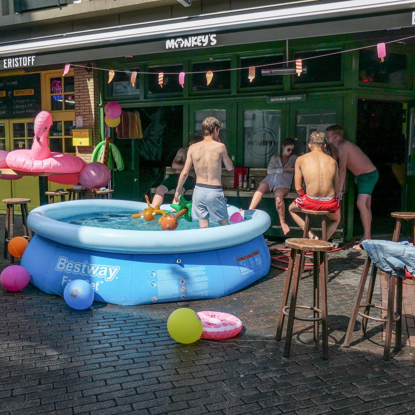 Europe heat wave 2019: France, Germany, UK, Netherlands, and Belgium set  records - Vox
