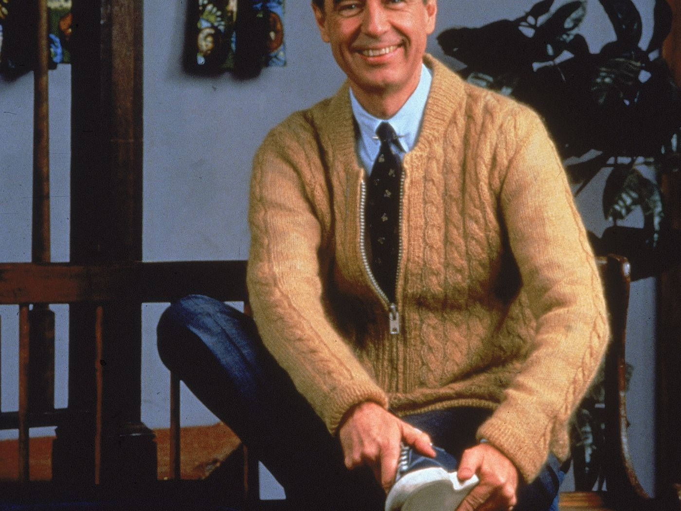 Won T You Be My Neighbor And The Fashion Of Mr Rogers Racked