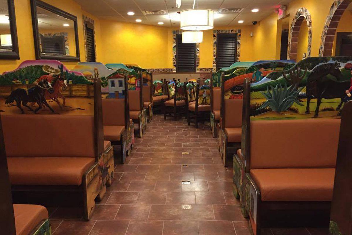 El Potro Mexican Bar & Grill in Malden