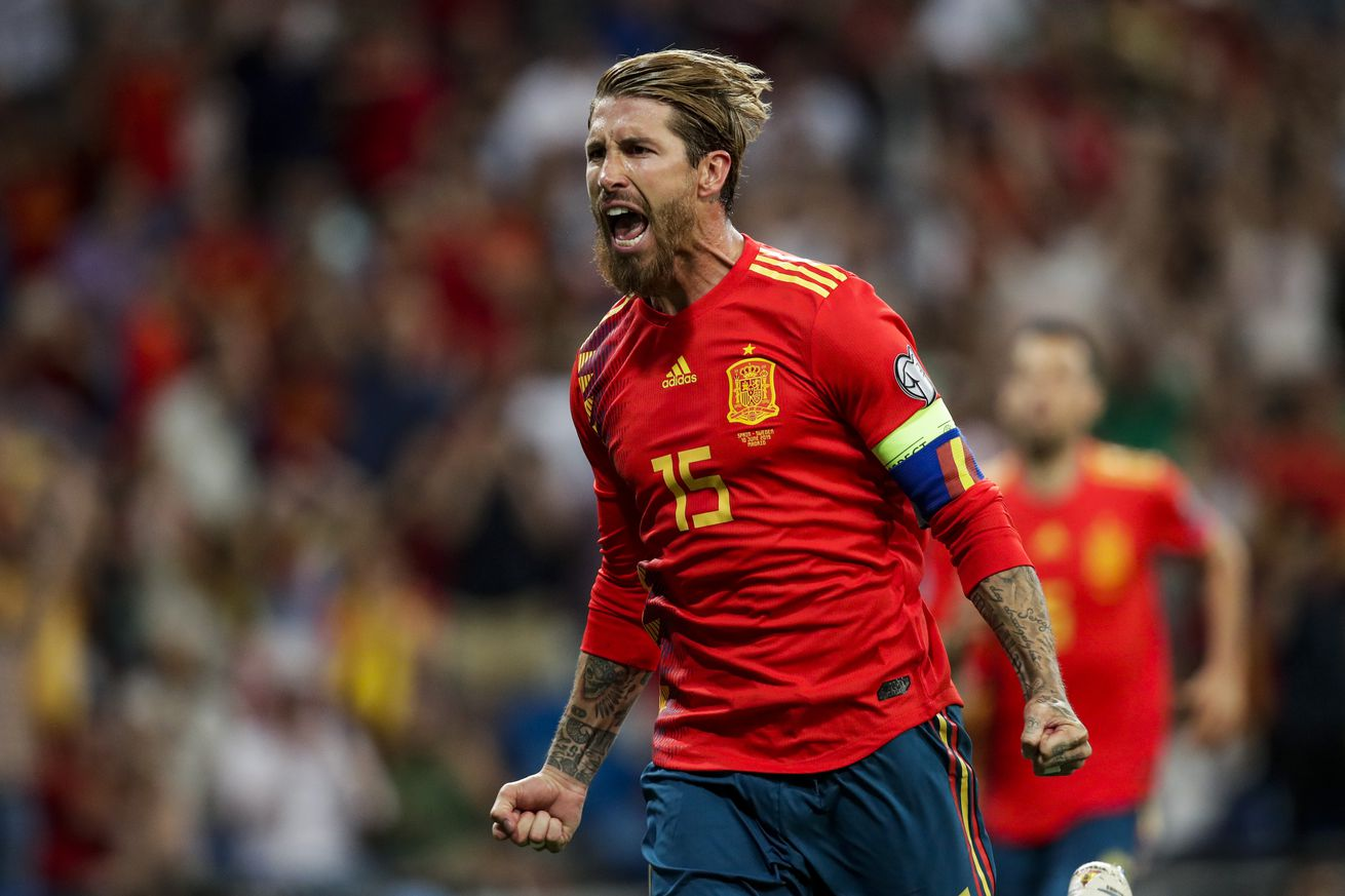 Sergio Ramos Overtakes Iker Casillas as Most Capped Player in Spanish National Team History