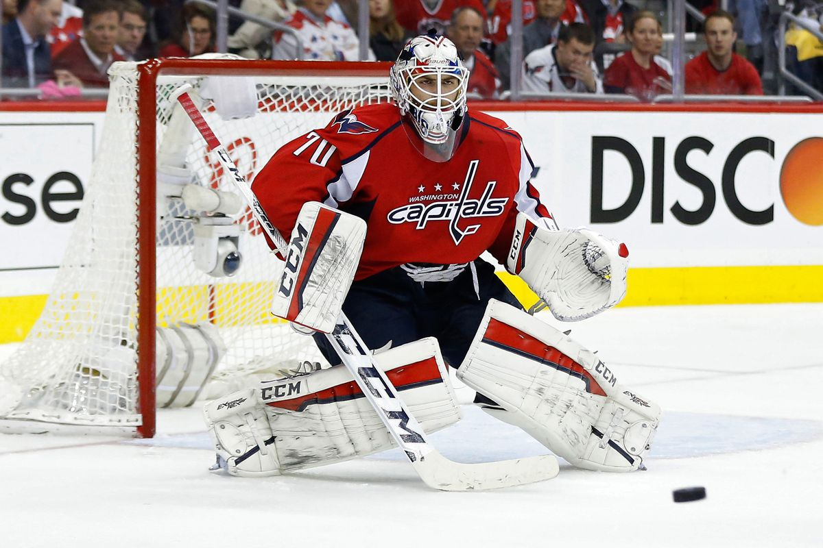 Braden Holtby Is A Ted Lindsay Award Finalist Japers Rink