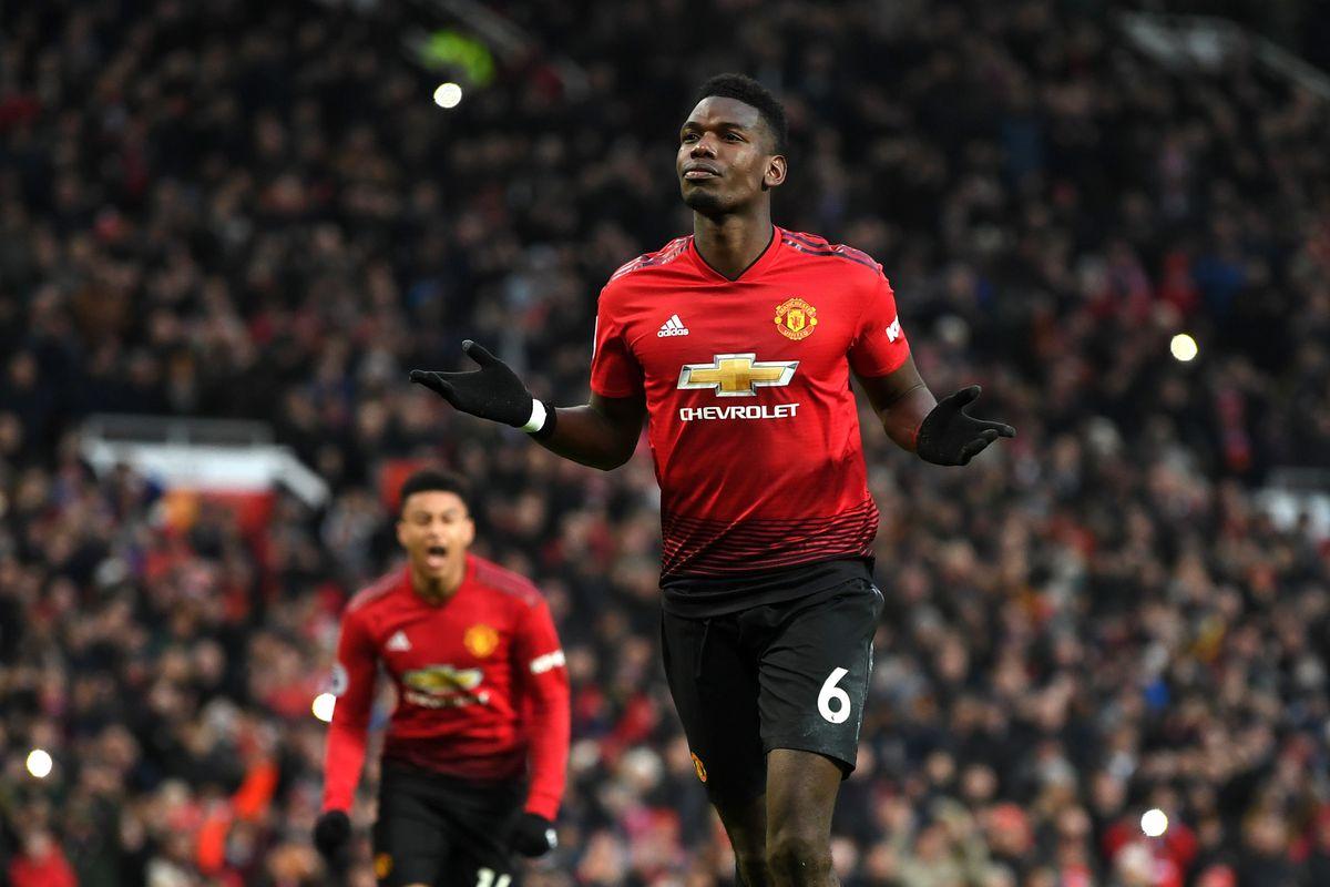 Paul Pogba - Manchester United - Premier League