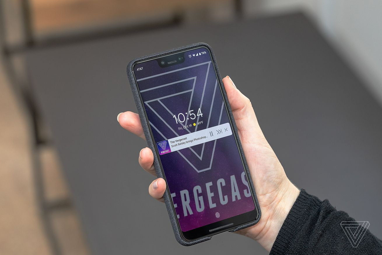 vergecast pixel 3 review the new palm phone and google antitrust violations