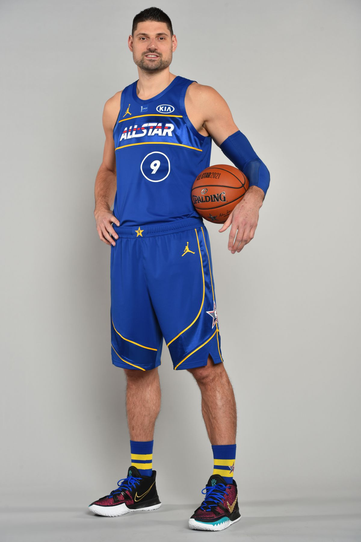 2021 NBA All-Star - Portraits