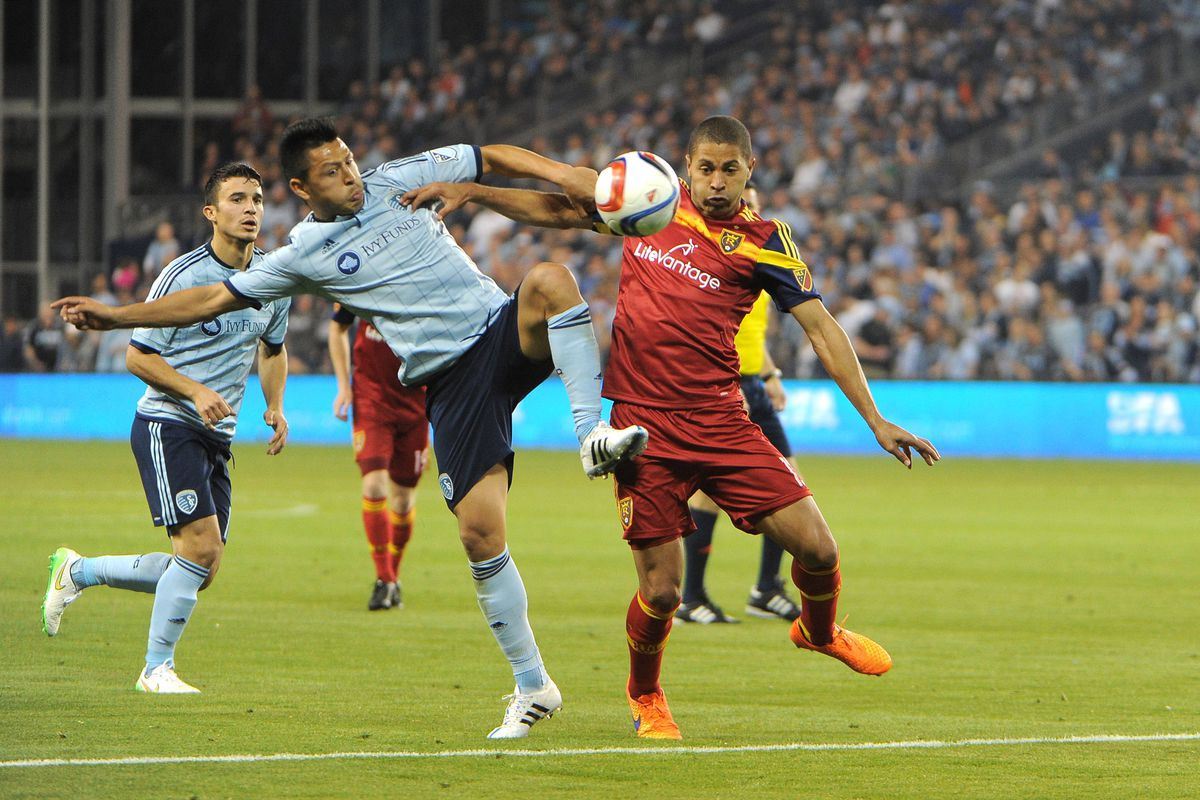 Welp, here we go again with another chippy RSL v SKC matchup!
