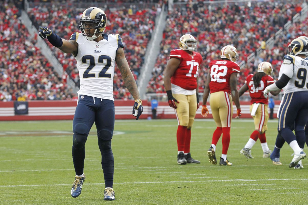 Rams CB Trumaine Johnson will play 2016 on franchise tag with no