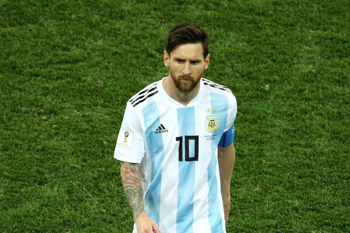 innovative design 04eca 72dcd World Cup 2018: Sad Messi and Happy Pogba - The Ringer
