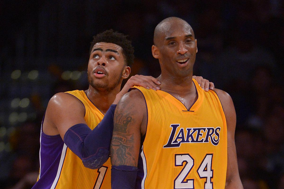 64b184e8e00 Lakers News  D Angelo Russell plans to  reach out  to Kobe Bryant this  summer