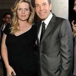 Justine Koons and Jeff Koons