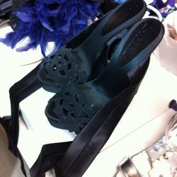 Are these inside or outside shoes? Either way, they're really cute.