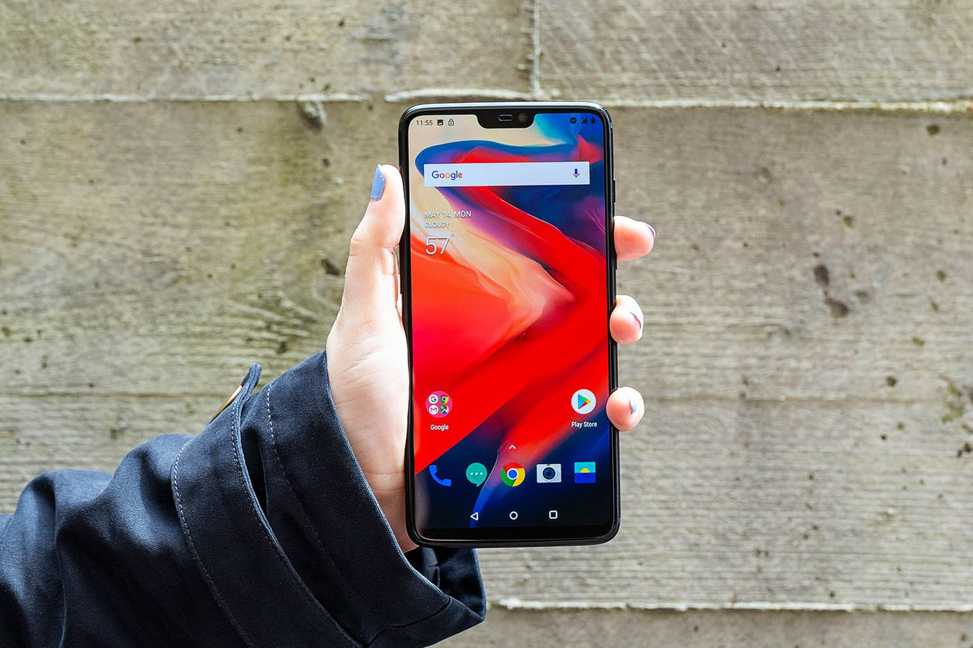 Oneplus 6 announced with glass back and 6.3 inch display