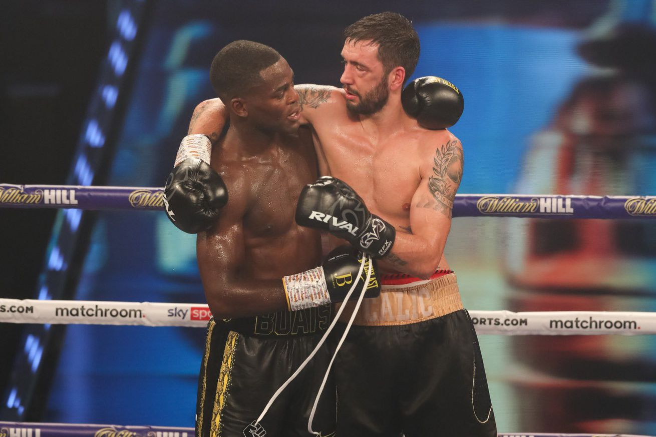 EjhKnCIWsAE12fU.0 - Buatsi answers questions, but did Sunday night boxing deliver?