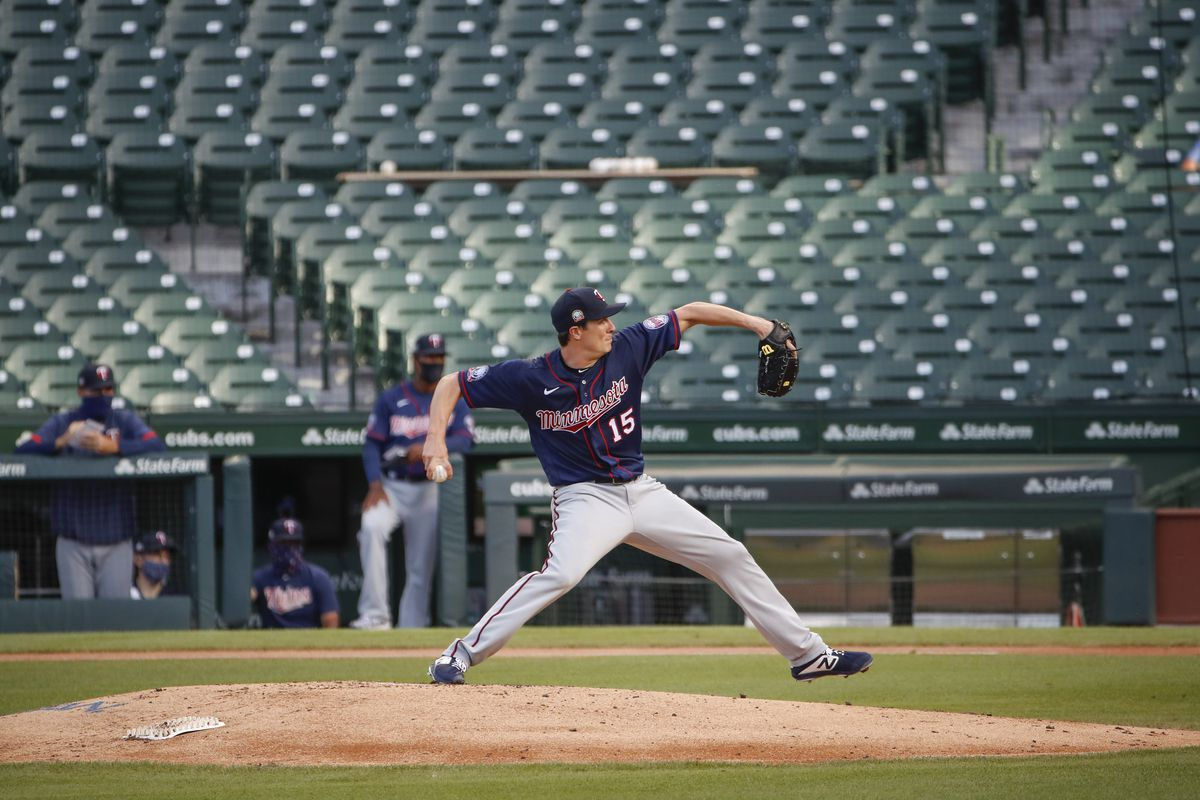 MLB: Exhibition-Minnesota Twins at Chicago Cubs