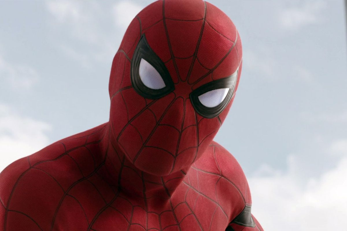 Image result for mcu spiderman
