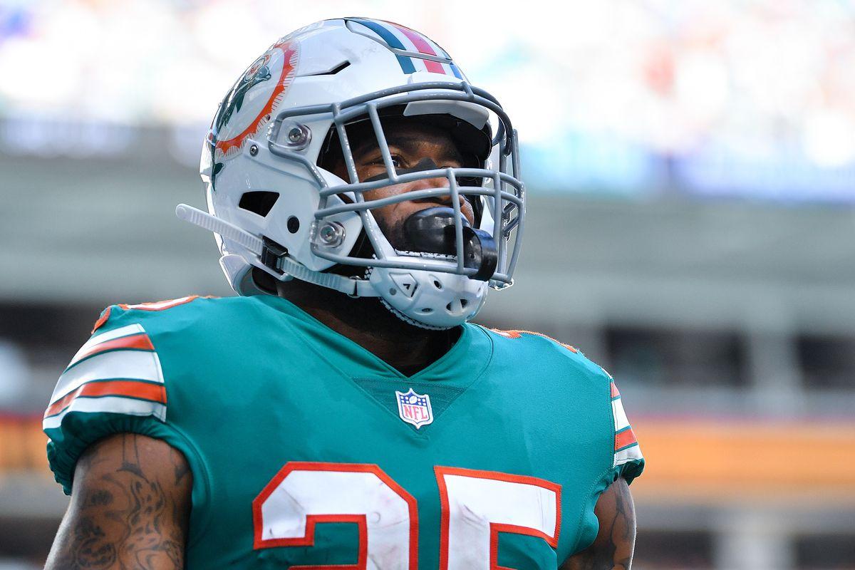 bb3a4c0d127 Miami Dolphins at Minnesota Vikings Week 15 Injury Report: Xavien Howard  Doubtful