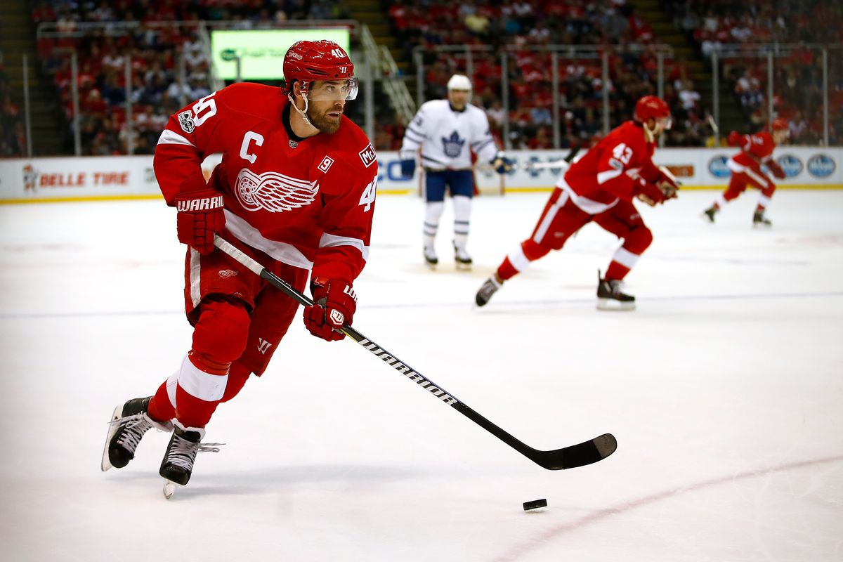 Toronto Maple Leafs v Detroit Red Wings