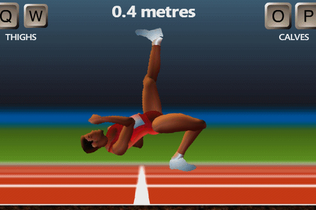 Persistence is futile qwop the funniest sports game of all time qwop is the funniest fucking game ive ever played i think its just the matter of factness by which the game engages the player in complete absurdity ccuart Images