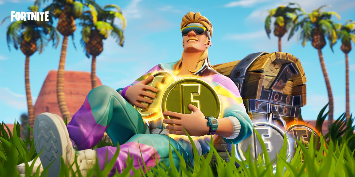 Epic Games is going after bootleg Fortnite stuff