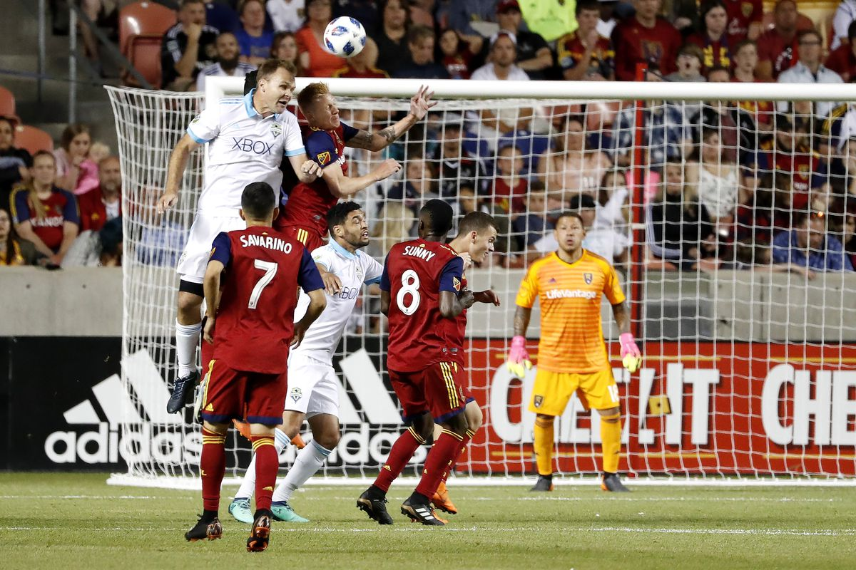 MLS: Seattle Sounders at Real Salt Lake