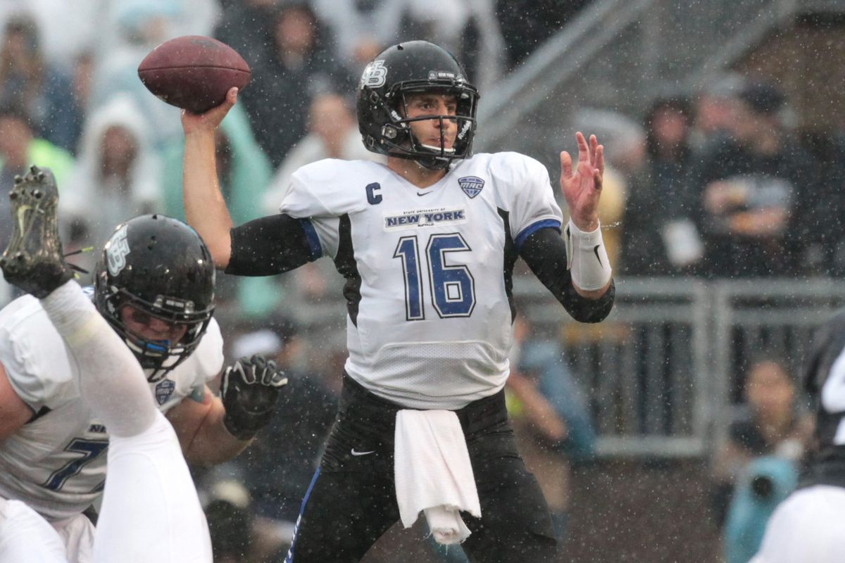 FAU will face another talented quarterback this weekend in Joe Licata