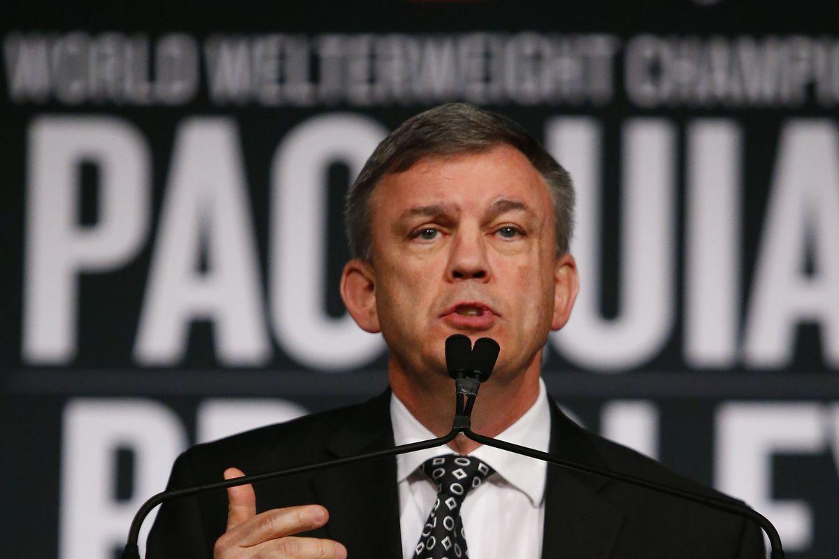 Boxing: Pacquiao vs Bradley-Press Conference