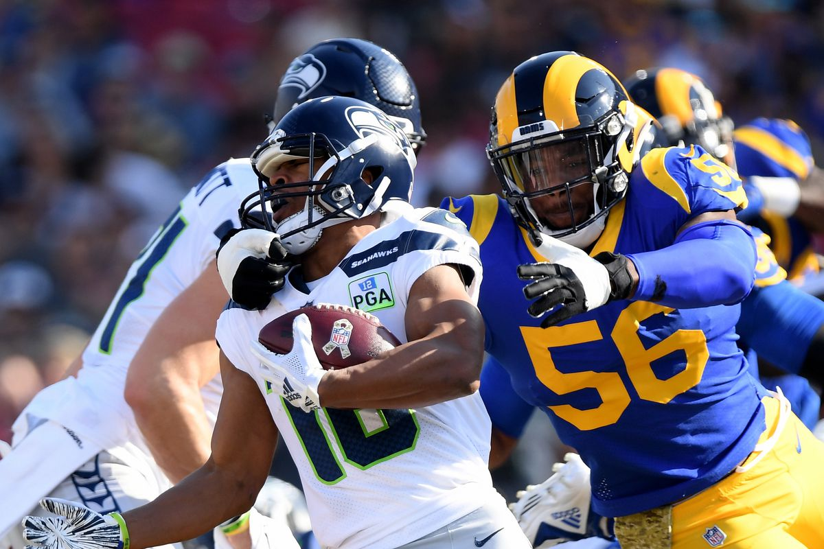 Thursday Night Football Live Rams Vs Seahawks Battle Red Blog