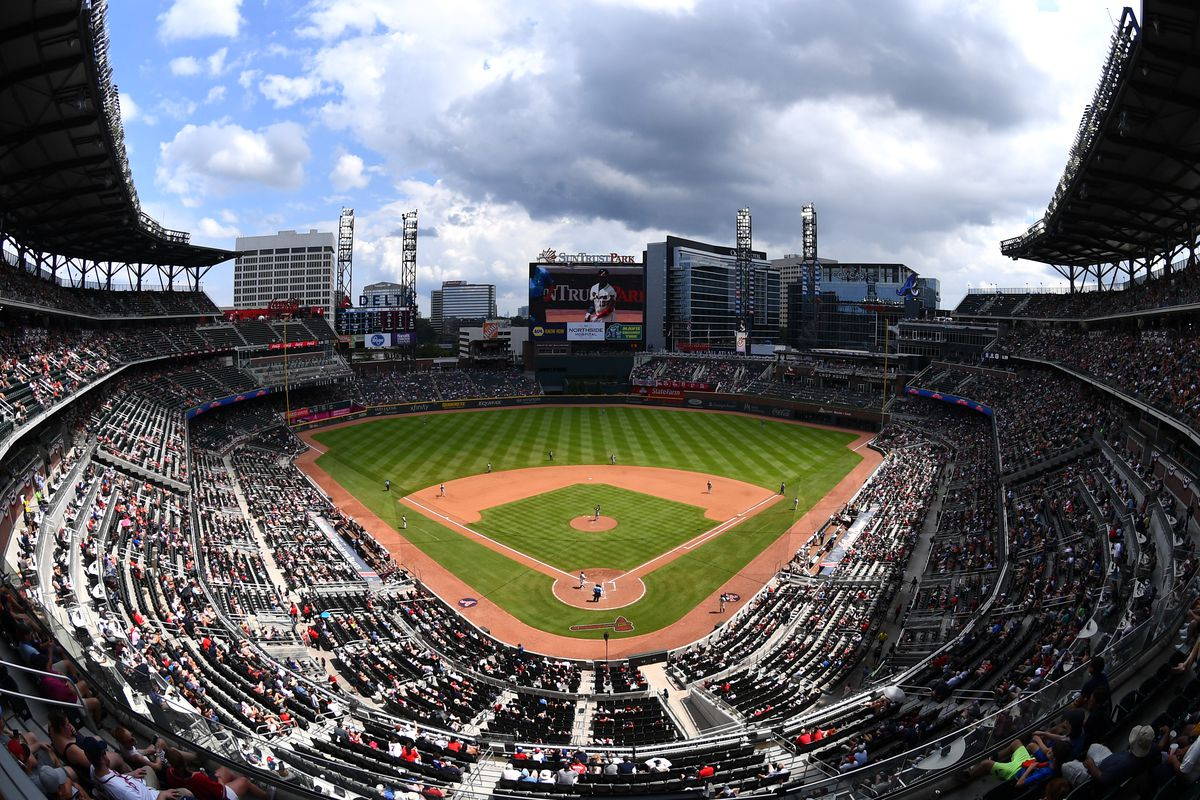Updated: 2019 guide to SunTrust Park and The Battery, home