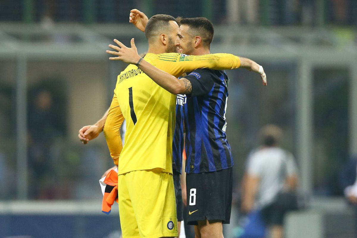 FC Internazionale Milano v Tottenham Hotspur FC - UEFA Champions League Group B
