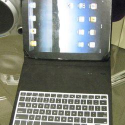 iPad Bluetooth keyboard case, $150