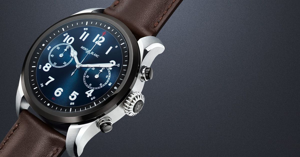 Montblanc Summit 2 is first smartwatch with Qualcomm's ...