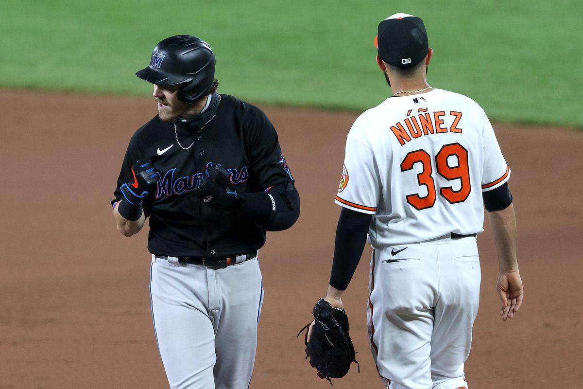Baltimore Orioles v Miami Marlins - Game Two