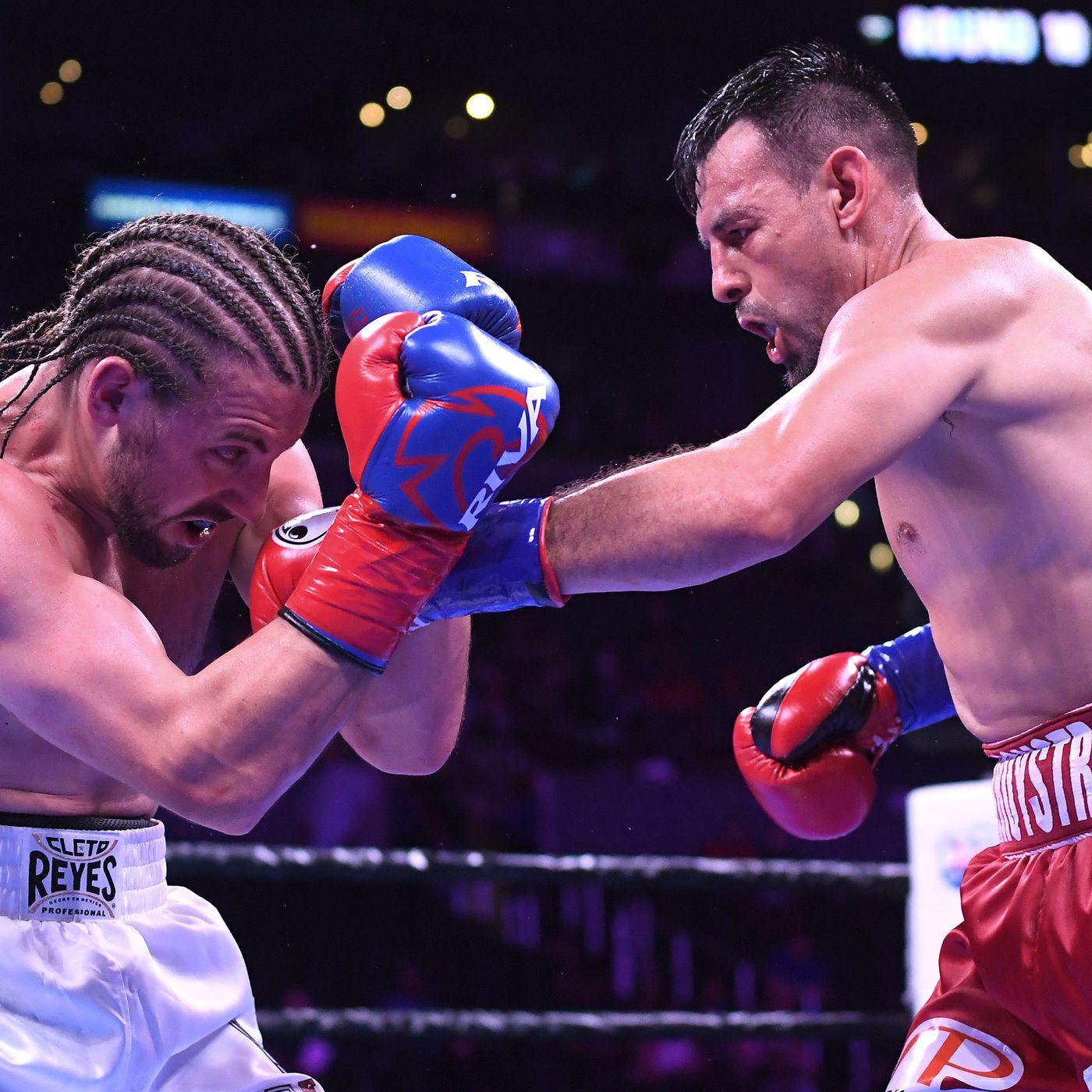 Robert Guerrero vs Victor Ortiz