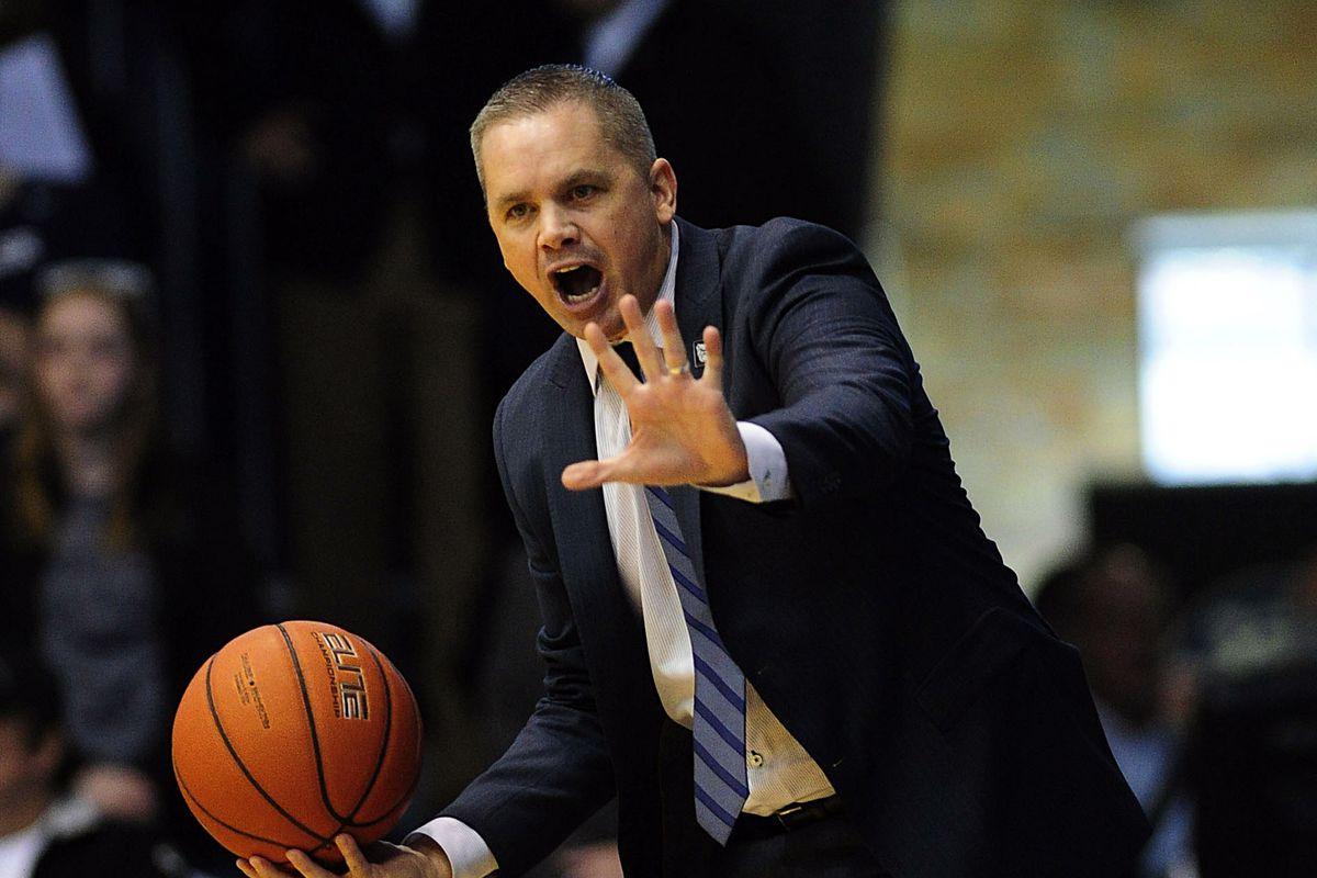 NCAA Basketball: Seton Hall at Butler