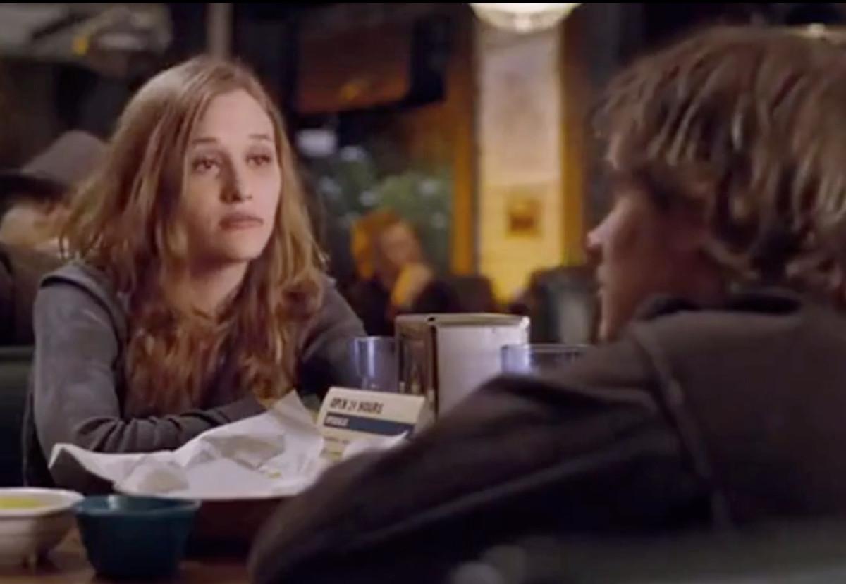 Sheena and Mason at Magnolia Cafe