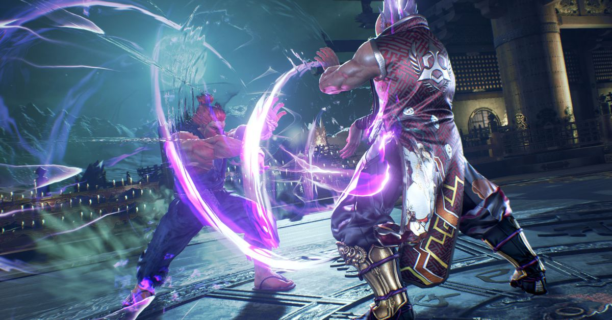 Tekken 7's story mode is its tutorial, because no one reads the instructions