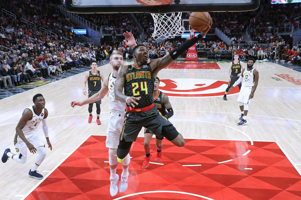 474d94d1c Strong offensive showing not enough for Atlanta Hawks in loss to ...