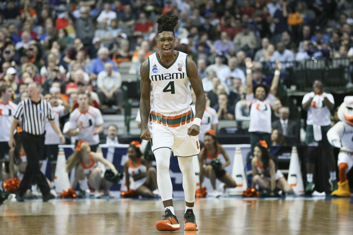 73b0330adcc Charlotte Hornets 2018 NBA Draft Profile  Lonnie Walker IV - At The Hive