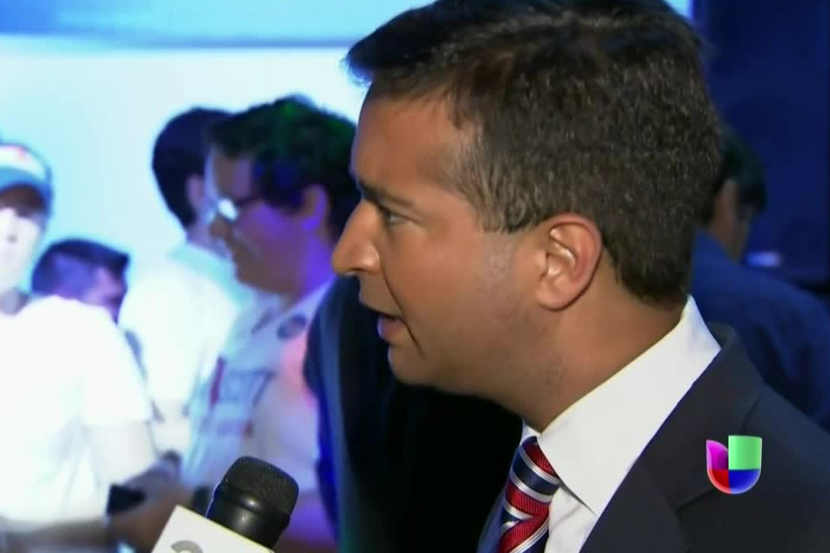 Congressman-elect Carlos Curbelo is a Republican supporter of immigration reform — but he's not making promises about action in 2015.