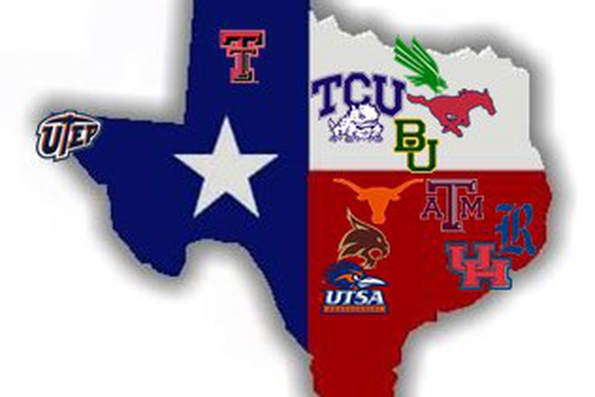 This is Texas.  Let's beat the hell out of 'em.