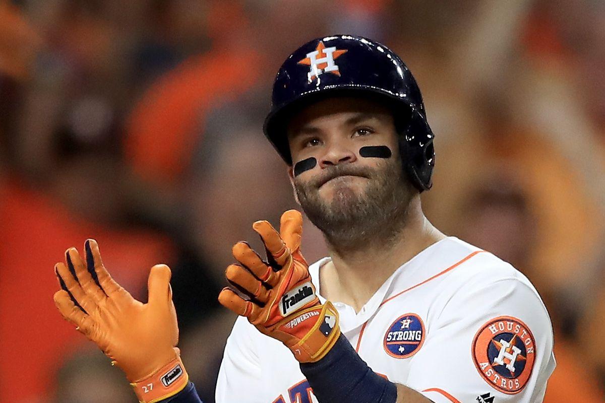 League Championship Series - New York Yankees v Houston Astros - Game Six