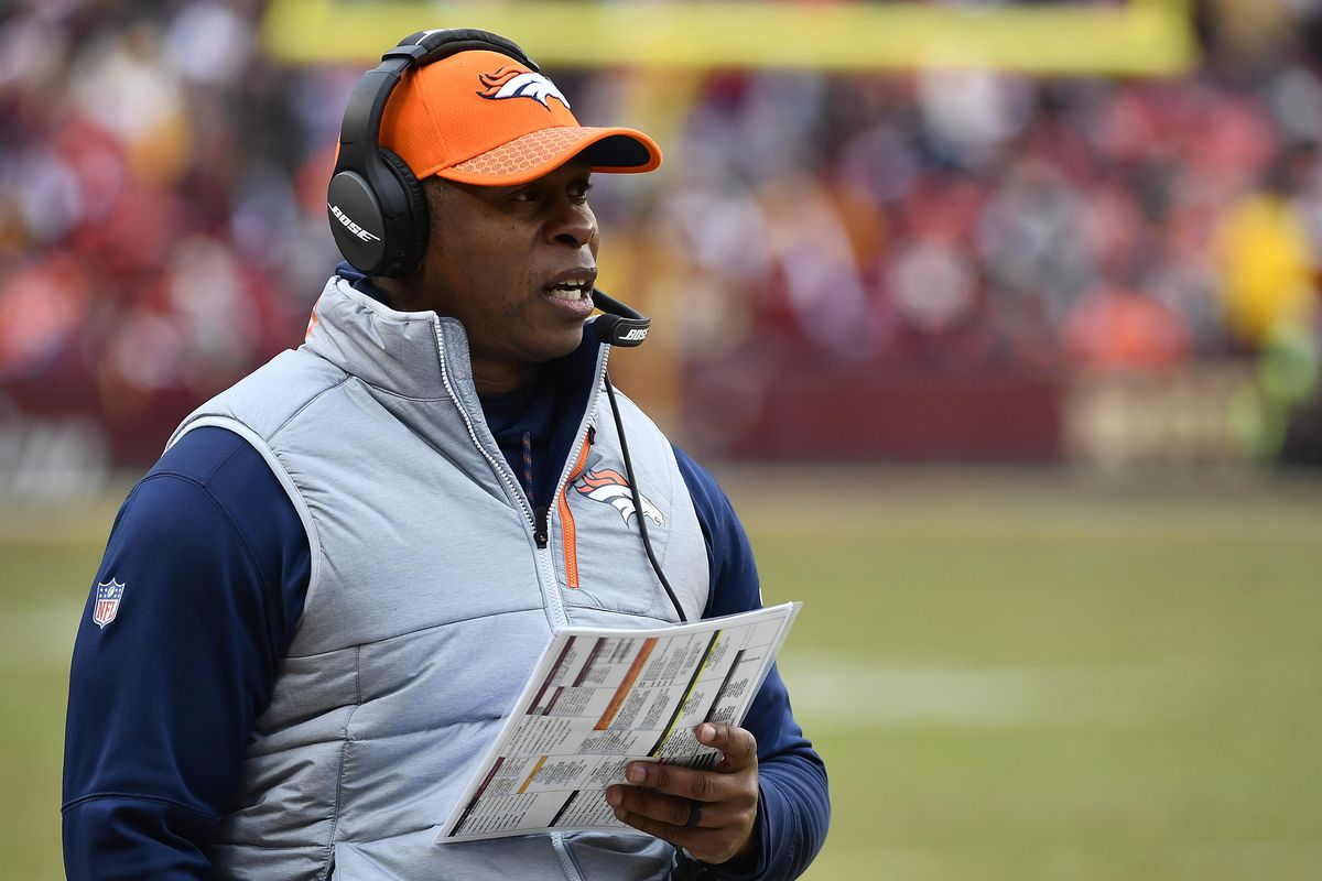 ee0912582d4 Report  Odds are not good for Vance Joseph being retained as the Broncos  Head Coach