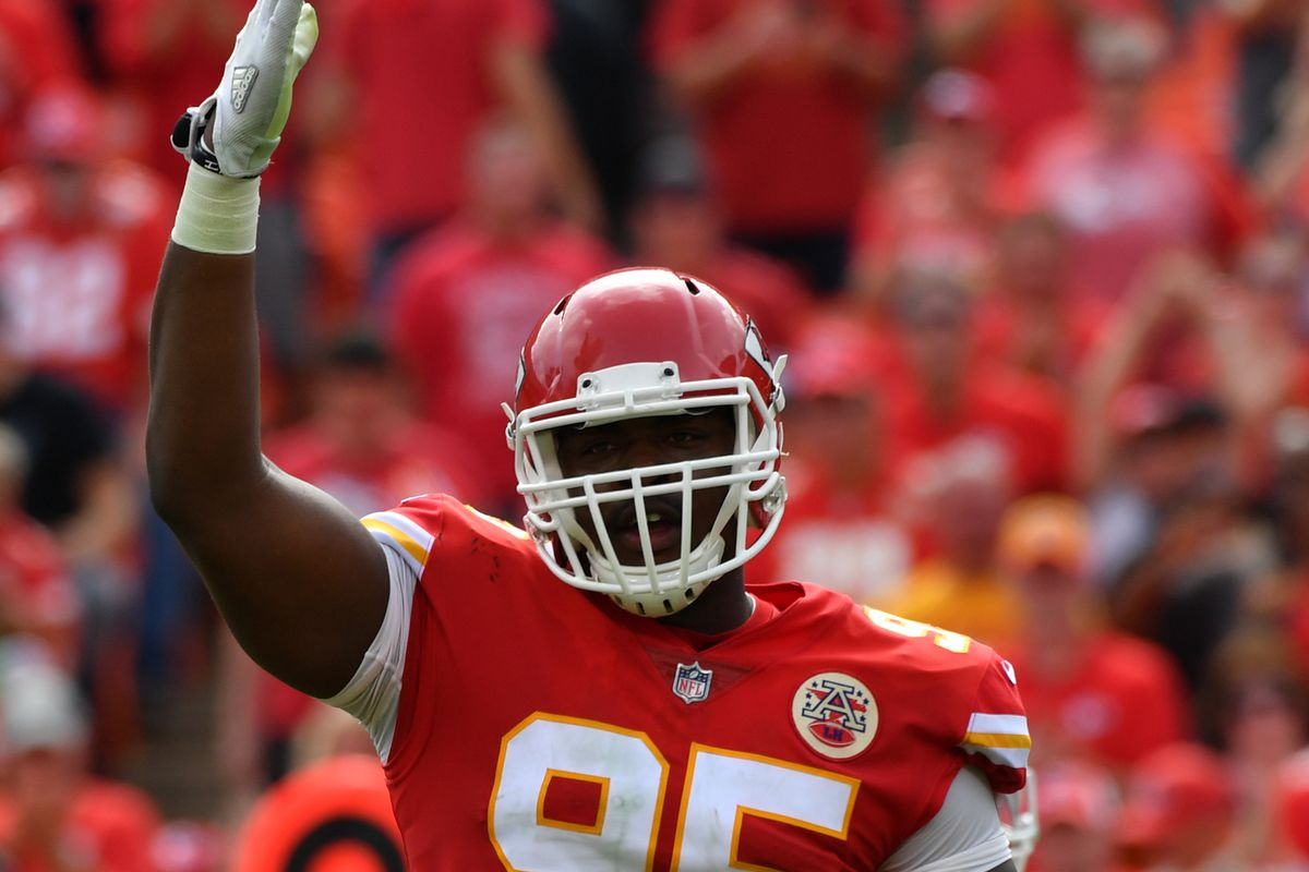 Andy Reid says the Chiefs are starting from scratch with Marcus