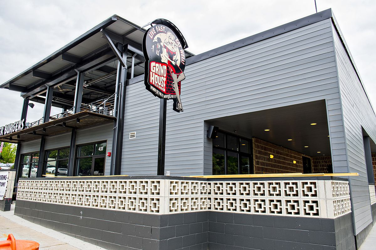 Grindhouse's forthcoming Decatur location.