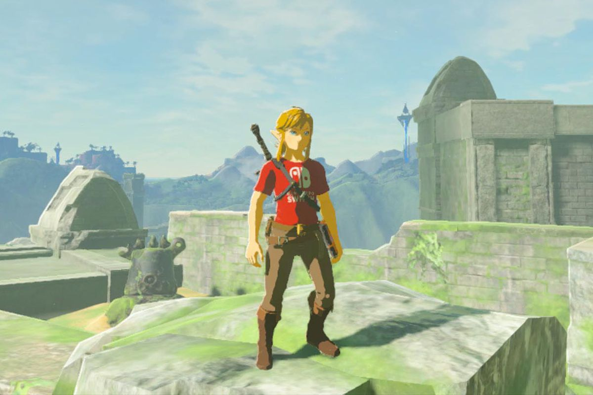 Zelda: Breath of the Wild's New DLC Has Already Been Beaten