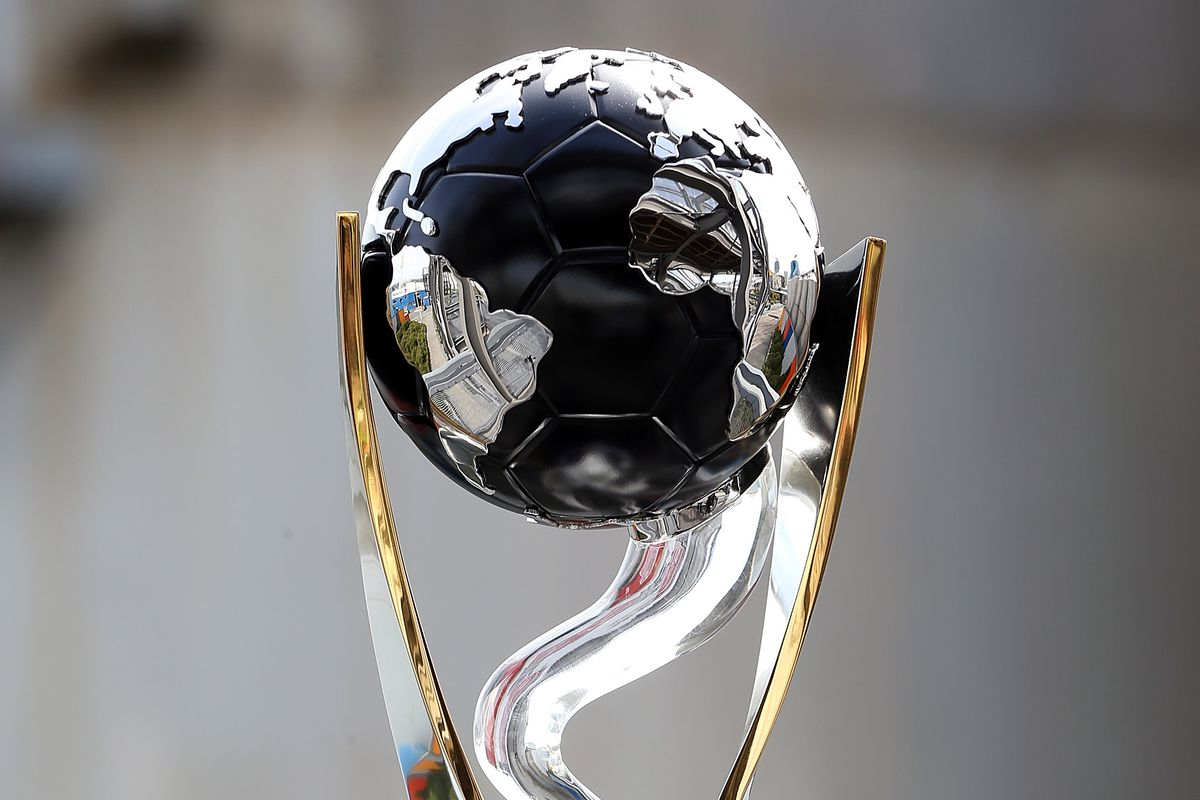 FIFA U20 World Cup Trophy Tour Auckland