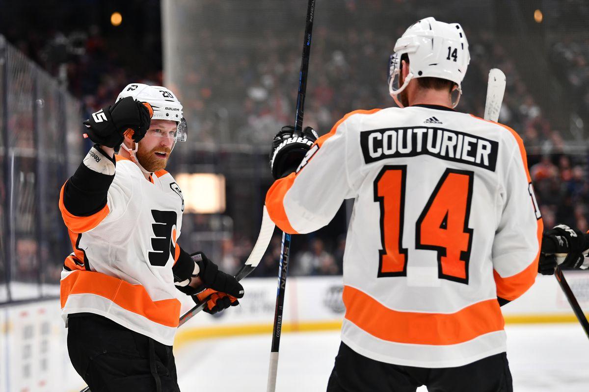 Philadelphia Flyers v Columbus Blue Jackets
