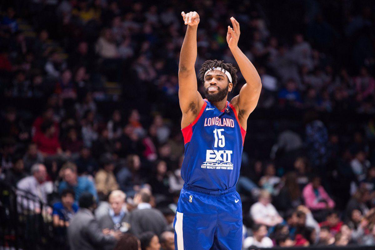 68874702af6 NBA G League Playoff Preview: Long Island Nets vs. Raptors 905 ...
