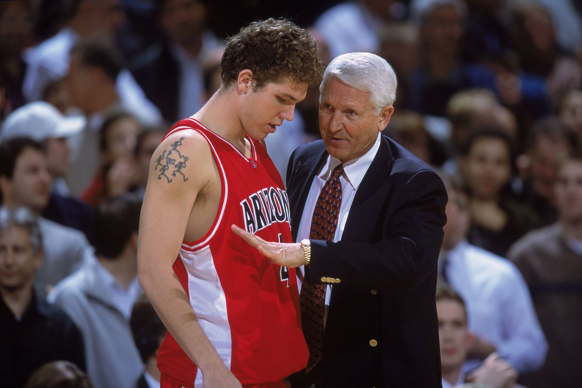 Arizona Wildcats to honor Lute Olson with jersey patch, and maybe ...